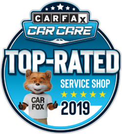 carfax top rated service shop 2019