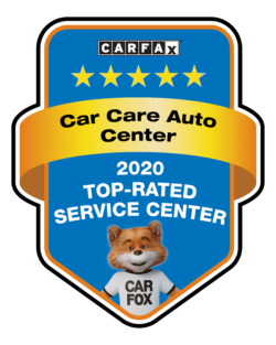 carfax top rated service shop 2020